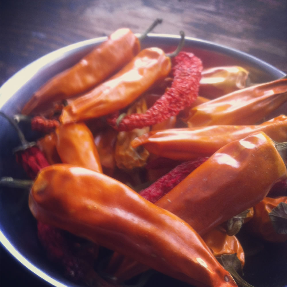bulgarian carrot hot peppers